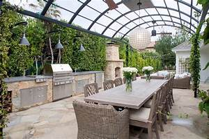 7 of Our Favorite Outdoor Cooking and Dining Areas HGTV