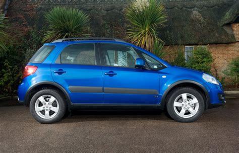 Suzuki Sx4 Hatchback by Suzuki Sx4 Hatchback Review 2006 2014 Parkers