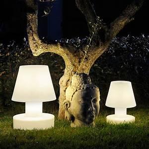 Lampe De Jardin : d co de jardin pleins feux sur les luminaires tendances d co d co ~ Teatrodelosmanantiales.com Idées de Décoration