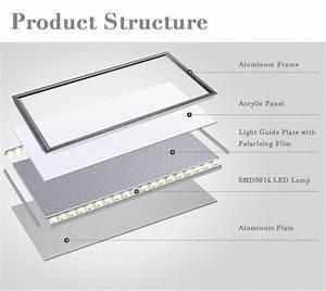 2019 300 1200mm Led Panel Light 12mm Super Slim 35w 360