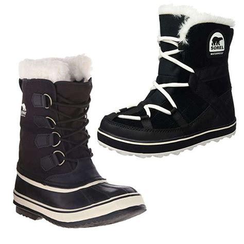 sorel womens winter boots rank style