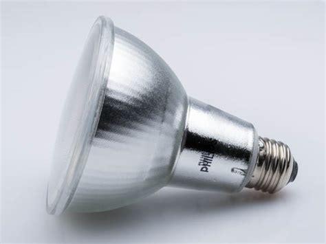 philips dimmable 12w 2700k 40 176 par30l led bulb outdoor