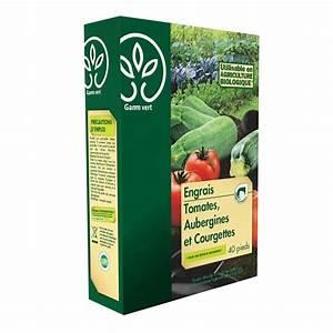 Carré Potager Gamm Vert : engrais bio potager 800g gamm vert carton gamm vert ~ Dailycaller-alerts.com Idées de Décoration