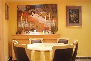 photo salle a manger et bibelots deco photo decofr With tableau salle à manger