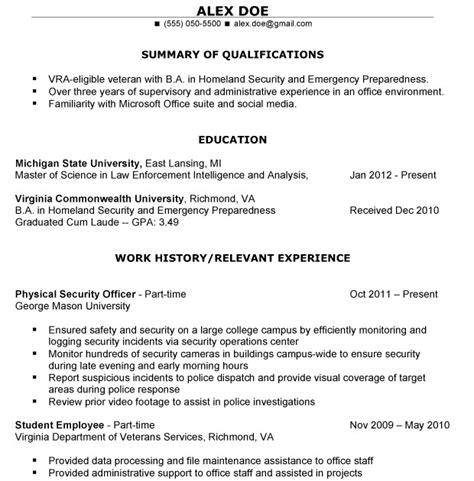 veteran resume makeover create  resume