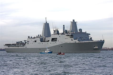 modern in nyc uss new york lpd 21