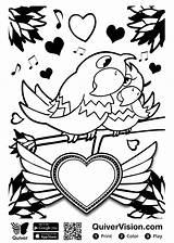 Quiver Valentijn Augmented Copies Stemmen sketch template