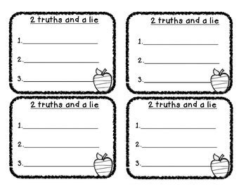 truths   lie   school  teach