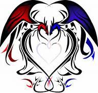 Dragon Heart Tattoo  Dragons And Hearts Drawings