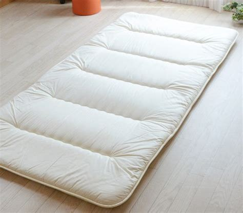 japanese futon mattress emoor japanese traditional mattress futon 6 fold size