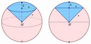 Oberfläche Kugel Berechnen : kugelausschnitt wikipedia ~ Themetempest.com Abrechnung
