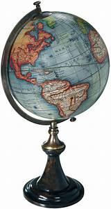 Globe Terrestre Bois : globe terrestre antique vaugondy 1745 reproduction ~ Teatrodelosmanantiales.com Idées de Décoration
