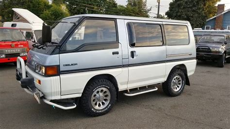 Mitsubishi For Sale by For Sale Mitsubishi Delica L300 1990 At Turbo Diesel
