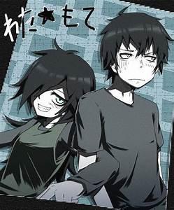 Watamote i wish they made more anime like this!!!   Anime ...