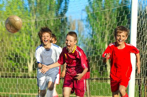 Keep Young Athletes Healthy Them The Game