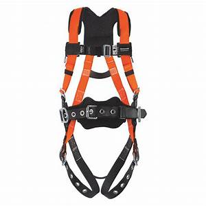 Honeywell Miller Titan Ii Full Body Harness With 400 Lb