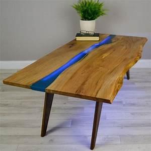 Table En Bois Et Resine : r sultat de recherche d 39 images pour resine epoxy table bois jardin pinterest resine ~ Dode.kayakingforconservation.com Idées de Décoration