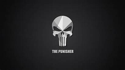 Punisher Wallpapers Material Desktop 4k Background Tv