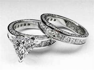 trillion engagement rings from mdc diamonds nyc With trillion wedding ring