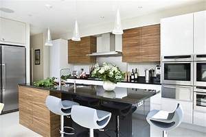 Chiswick, Contemporary, Kitchen