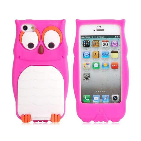 3d iphone cases 3d owl iphone 5 3d puzzle image