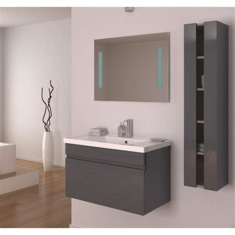 meuble salle de bain chene gris inspirations et meuble de