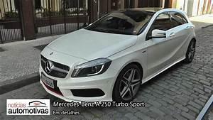 Mercedes A 250 : mercedes benz a 250 turbo sport youtube ~ Maxctalentgroup.com Avis de Voitures