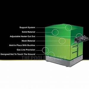 Pro-tech Electric Heat Pump Cover