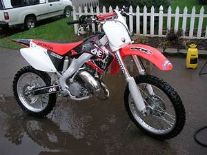 Honda Cr125r 2003 Pictures And Specs