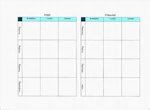 11 free exercise planner outline sampletemplatess With fitness plan template weekly