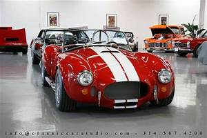 1965 Backdraft Shelby Cobra Replica Convertible