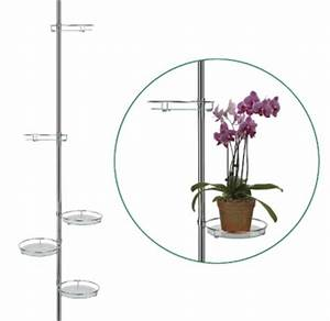 Orchideen Ohne Topf : handelgross blumenst nder blumens ule orchideen topf st nder raumteiler chrom teleskop ~ Eleganceandgraceweddings.com Haus und Dekorationen