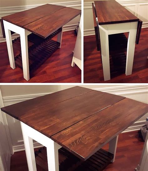 high top drop leaf table 15 best narrow dining tables images on pinterest