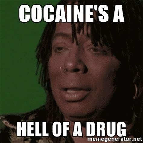 Cocaine Meme - rick meme