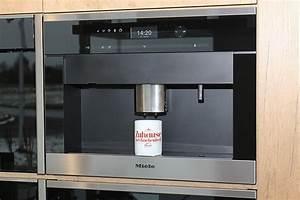 Miele Einbau Kaffeevollautomat : kaffeevollautomaten cva 6401 miele einbau ~ Michelbontemps.com Haus und Dekorationen