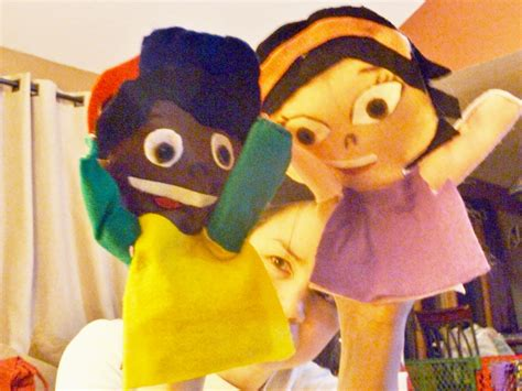 puppet theater part 1 diy felt puppets the pinterested parent