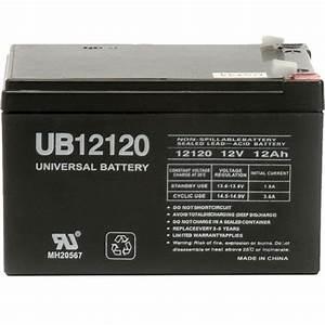 Batterie 12 Volts : adventure power 12 volt sla f1 terminal battery 46043 ~ Farleysfitness.com Idées de Décoration