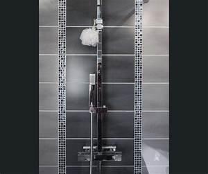 salle de bains gris argent sensea salle de bains With salle de bain noir et argent