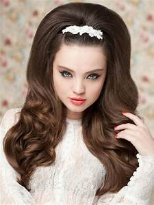 Pictures Wedding Hairstyles For Long Hair 60s Style