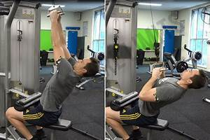 How To  Close Grip Lat Pulldown