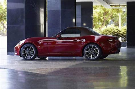 Mazda Mx5 2019 Más Potencia Para El Histórico Modelo