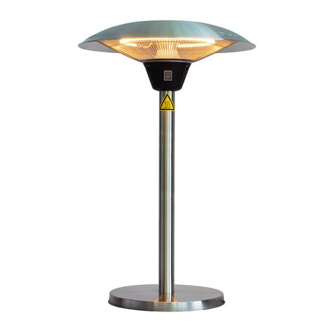 77cm stainless steel rubber base indoor outdoor upright