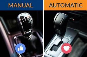 Car Auto Vs Manual