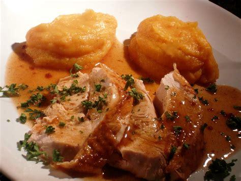 cuisiner une patate douce gratin de patate avec trompette de la mort recette