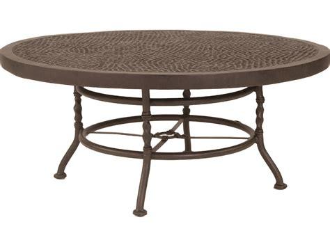 castelle veranda cast aluminum 44 coffee table zcc42