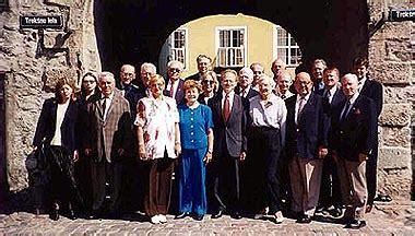 1999. gadā PBLA valdes sēde notika Rīgā, Arhitektu namā ...