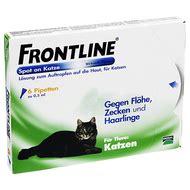 frontline spot  katze  pipetten preisvergleich