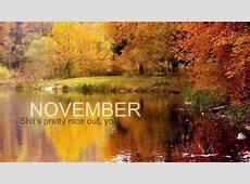 Calendar november wallpaper AllWallpaperin #16399 PC en