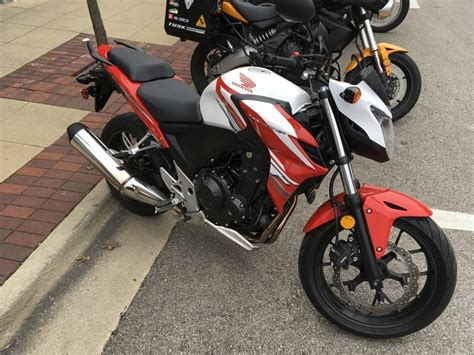 Cb500 For Sale by Honda Cb500 F Motorcycles For Sale In Illinois