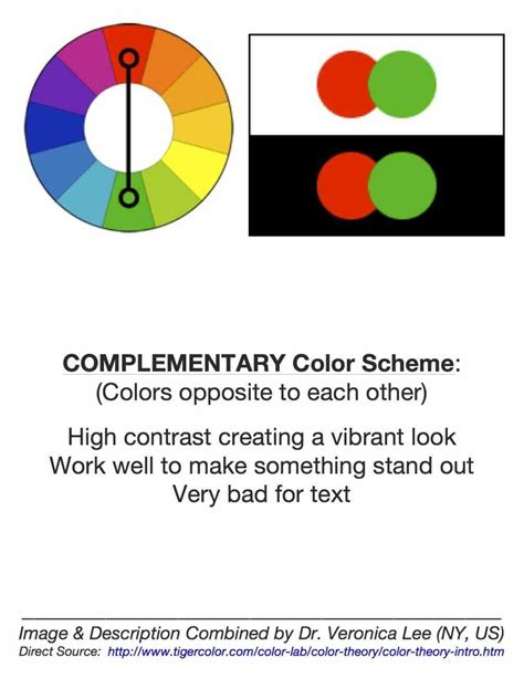 complementary colors list analogous colors list ogous color scheme definition